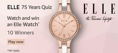 Amazon Elle 75 Years Quiz