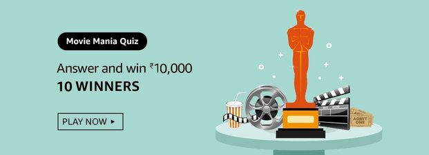 Amazon Movie Mania Quiz