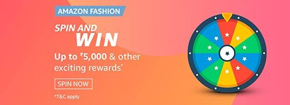 Products from which categories will be on sale during Amazon Fashion – Mega Fashion Sale (26th – 28th March)?