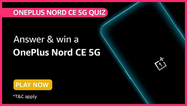 What is the OnePlus Nord CE 5G of the new OnePlus Nord being launched in June 2021?